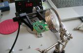 Inicio de automatización (o Robot mayordomo llamado Geoffrey) - controlado por iPhone, basado en arduino