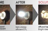 Embellecer sus CFLs con Bright Idea (robar esta idea!)