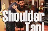 Grifo de hombro para ganar amigos e influir en la gente - árabe estadounidense improvisado saludo