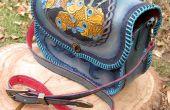 Cómo hacer un bolso de cuero