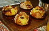 Buñuelos de manzana al horno: Rápido y fácil!