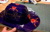 Cómo hacer un sombrero de caja increíble de cerveza