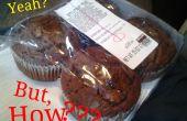 Proteger su tableta con muffins!