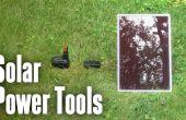Cargador de batería solar para sus herramientas eléctricas inalámbricas