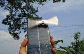 Cómo hacer un ventilador de gran alcance con el panel solar