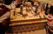 Construir una caja de batería caja de puros para Radios de tubo
