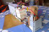 La realización de un coilgun potente de bajo costo que es portable