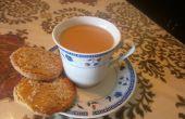 Antigua receta de Chai