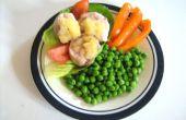 ¿Snack de pollo al horno de piña fácil en 20 minutos