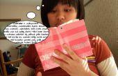 Decorar y proteger un libro de texto! ¿