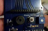 Instrucciones de montaje de LCD temperatura escudo