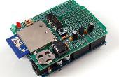 Escudo de registrador: Registro de datos para Arduino