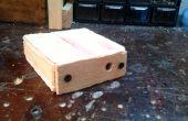 Caja de madera de Arduino