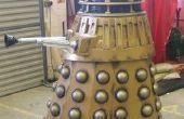Tamaño natural casi 6 pies de Dalek.