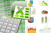 Soñar con habitación planta (presupuestación y Microsoft Excel)