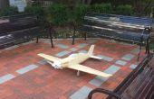 Diseño y construcción bonito avión RC