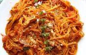 Los mejores espaguetis siempre!!