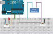Alarma de nivel de agua usando Arduino