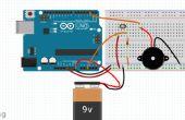 Alarma y Sensor de luz de Arduino