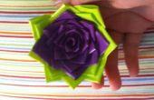 Cómo para hacer un conducto cinta flor