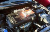 Cómo reemplazar el filtro de aire de motor en el Hyundai Tiburon 2008