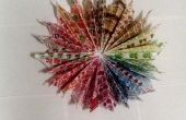 ¿arte de la pared del contenedor de Rainbow candy
