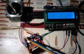 Viven con el Arduino y el L298N puente H para Control de Motor bipolar paso a paso
