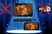 Cómo compartir la pantalla Android con PC o Mac sin USB/WiFi