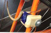 Prototipo de cerradura RFID bicicleta