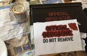 Restauración de una caja de municion