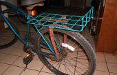 Hacer un soporte para bicicletas Scrappy