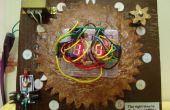El reloj electromecánico