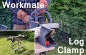 Mordazas de sujeción de tronco para Black & Decker Workmate - corte con Plasma CNC
