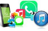 Cómo recuperar el historial de Chat de WhatsApp en iPhone