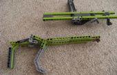 2 simple lego technic pistolas