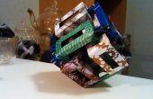 Escultura de origami modular: prismas rectangulares 6