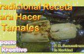 Tamales: Receta tradicional Honduras