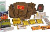 Cómo hacer un Kit de supervivencia Zombie para su vehículo
