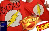 DIY camiseta Flash | Fituro