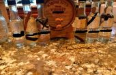 Madera socarrada whisky