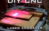 Grabador del Laser CNC con GRBL y Arduino