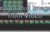 Cómo extraer imágenes de vídeo