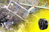 Intel Edison disparador de cámara inteligente para pixhawk base de drones