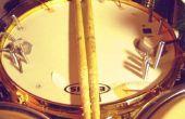 Cómo hacer un tambor de la trampa de efectos