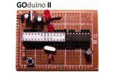 II GOduino = Arduino + controlador de Motor L293D Velocidad Variable