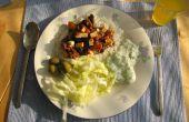 Cómo cocinar una comida griega impresionante