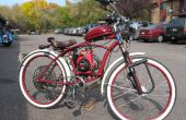 Motorized Bicycle DIY: The hard way