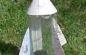 Cómo hacer un lanzador de cohetes de botella de agua