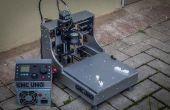 Molino del CNC de escritorio impresos 3D