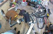 Teléfono soporte para bicicleta